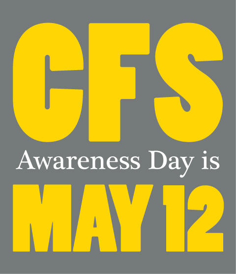 chronic fatigue awareness day may 12