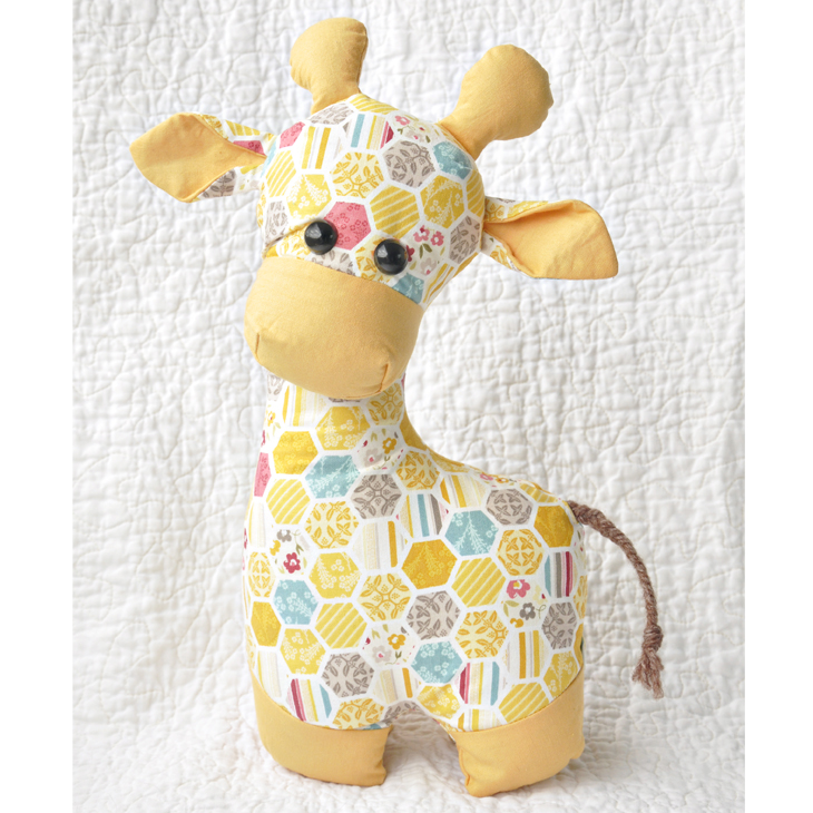 New Pattern Gerald The Giraffe Sweetbriar Sisters