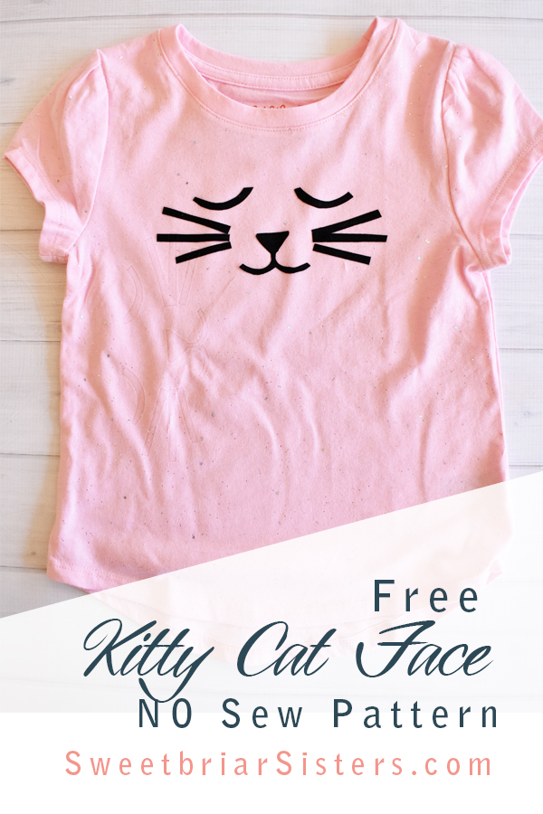 diy cat shirt