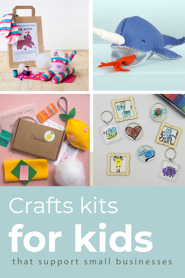 craft kids for kids by small businesses