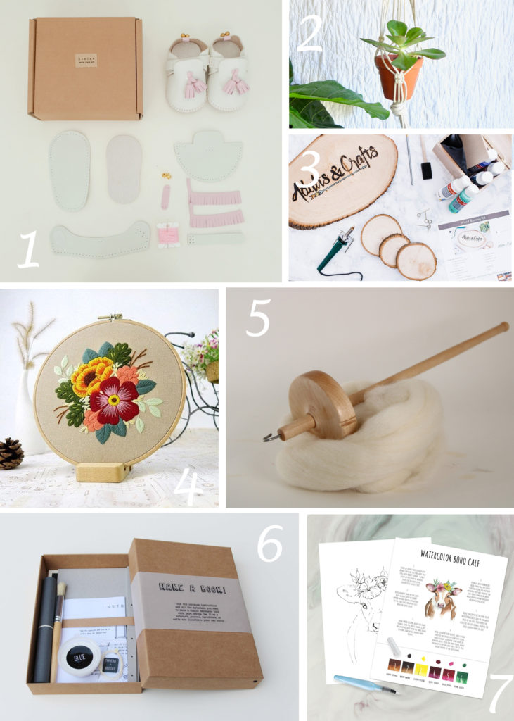 beginner craft kits
