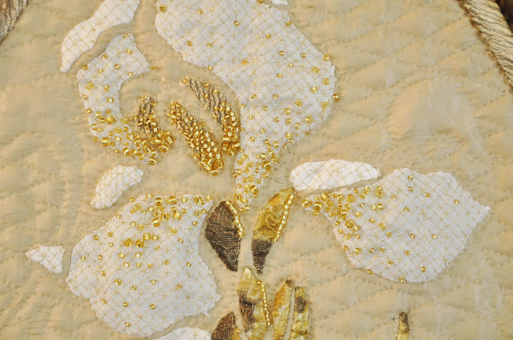 Calm the Storm Flower Detail Web